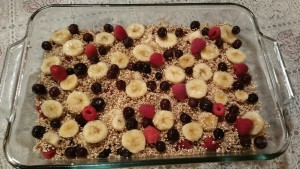 Layer of fruit 2