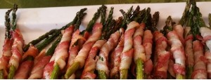 Bacon Wrapped Asparagas clipped