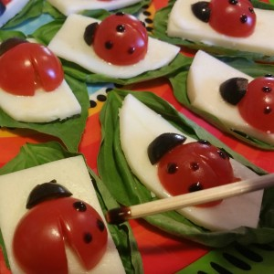 Ladybug - dots