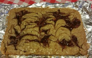 Recipe - Blondies - Whole