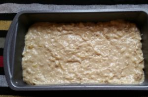 Banana Bread--Ready to Bake