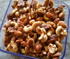 Sweet-n-Spicy Nuts