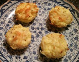 Mashed Potato Bites